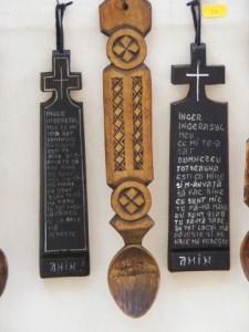 Handmålade ikoner från Bulgarien