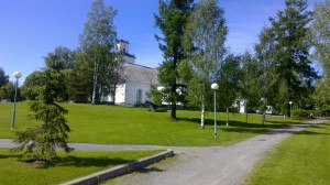 Karleby sockenkyrka
