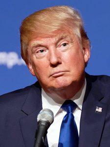Donald J Trump, en ondskans apostel?